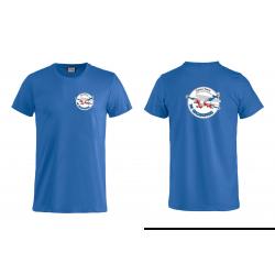 copy of Basic T-shirt blauw...
